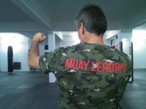 Muay Lert Rit - Defesa Pessoal Tailandesa
