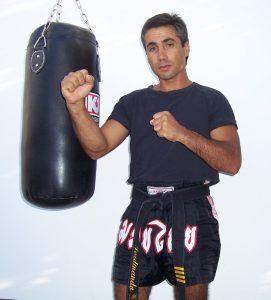Ferdinando Abreu IV DAN em Muay Thai - Kick Boxing