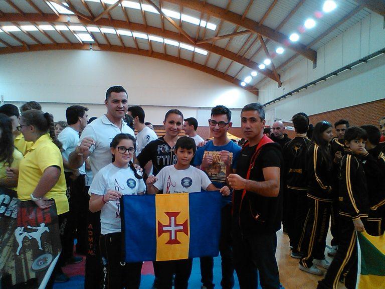 Torneio Nacional em Muay Thai
